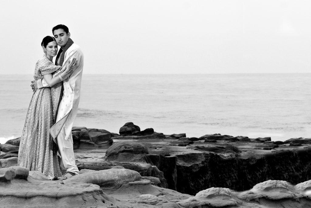 La Jolla, San Diego, Wedding, Romance. Love story, La Jolla Cove.