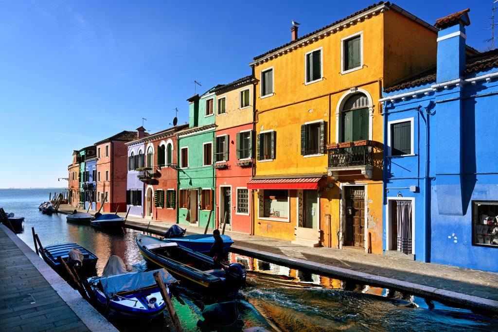 Burano Island, Venetian Lagoon, Italy, Nikon Z 7 and Z 24-70mm f/4 S.  F7.1 - 1/250th sec - 64 ISO