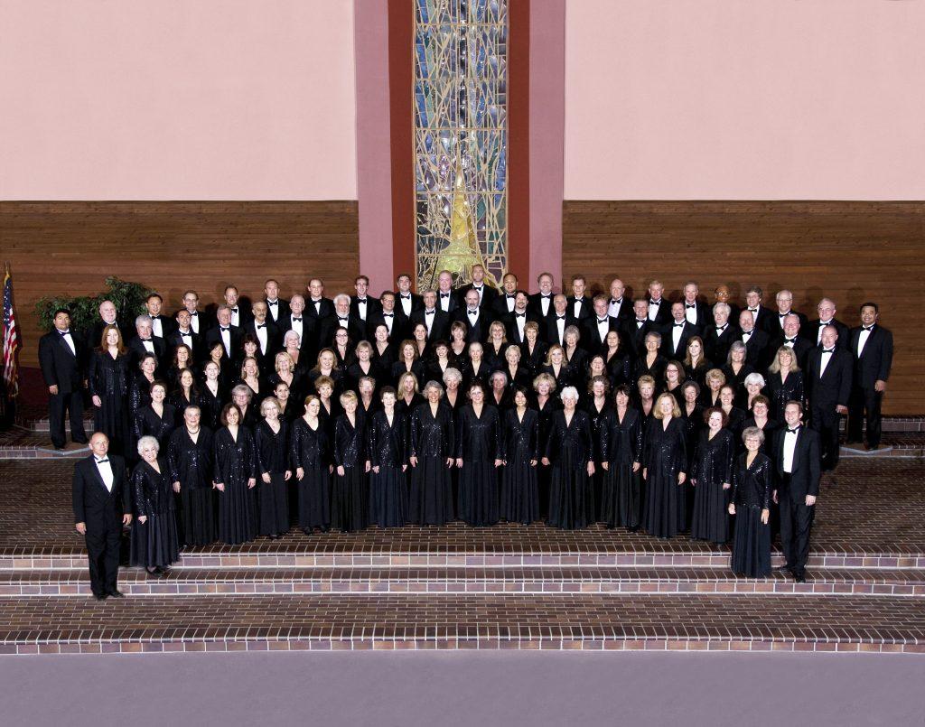 San Diego Master Chorale, choir, Nikon D1x