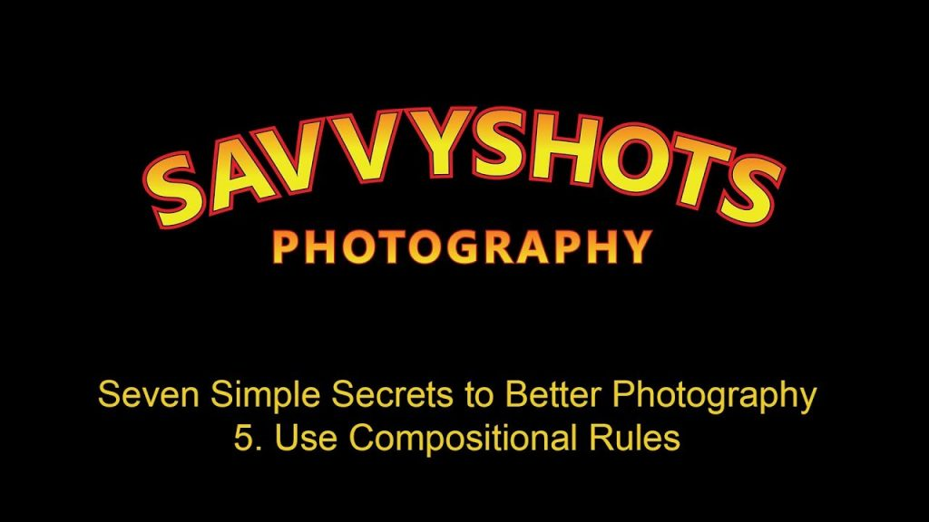 Photography tutorial, photography composition, beginning photography, photography class, taking better photographs.